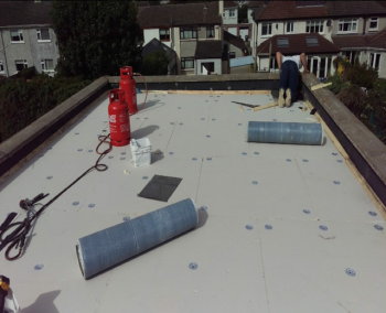 Flat Roof Insulation Galway Roof Repair Flat Roof Insulation Roof Insulation