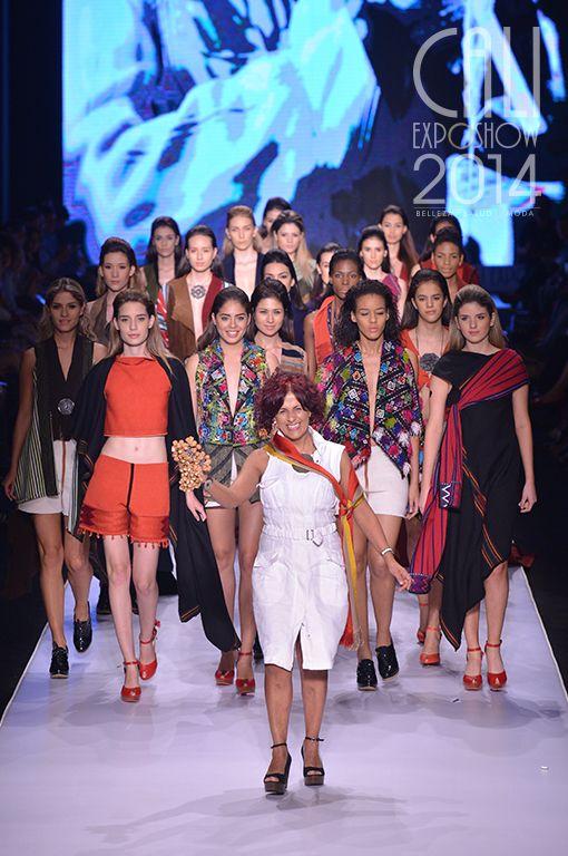 Pasarela Adriana Santacruz #CALIEXPOSHOW
