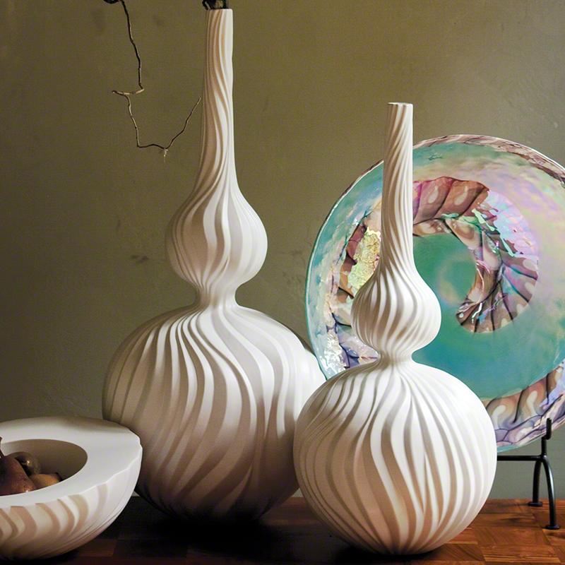 Dasani Snow Vase