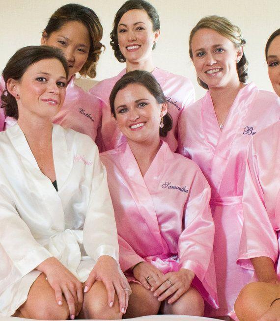 Bridesmaid Robes 4029b66f1