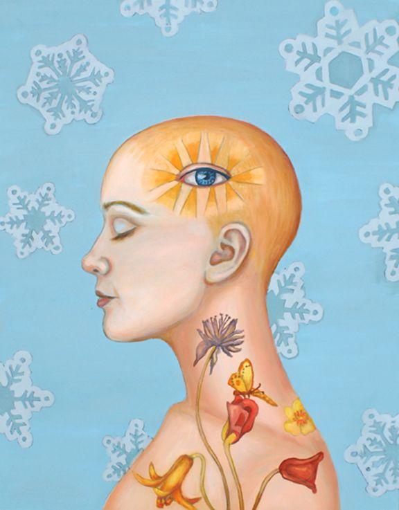 """""""Inner Vision"""" by Joan Wheeler"""