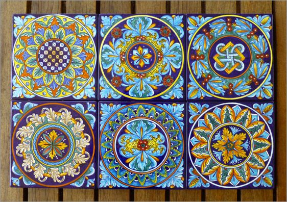 Thatsarte Com Italian Pottery Journal Finely Handcrafted