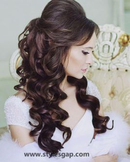 Beautiful Latest Eid Hairstyles Collection 2019 2020 For