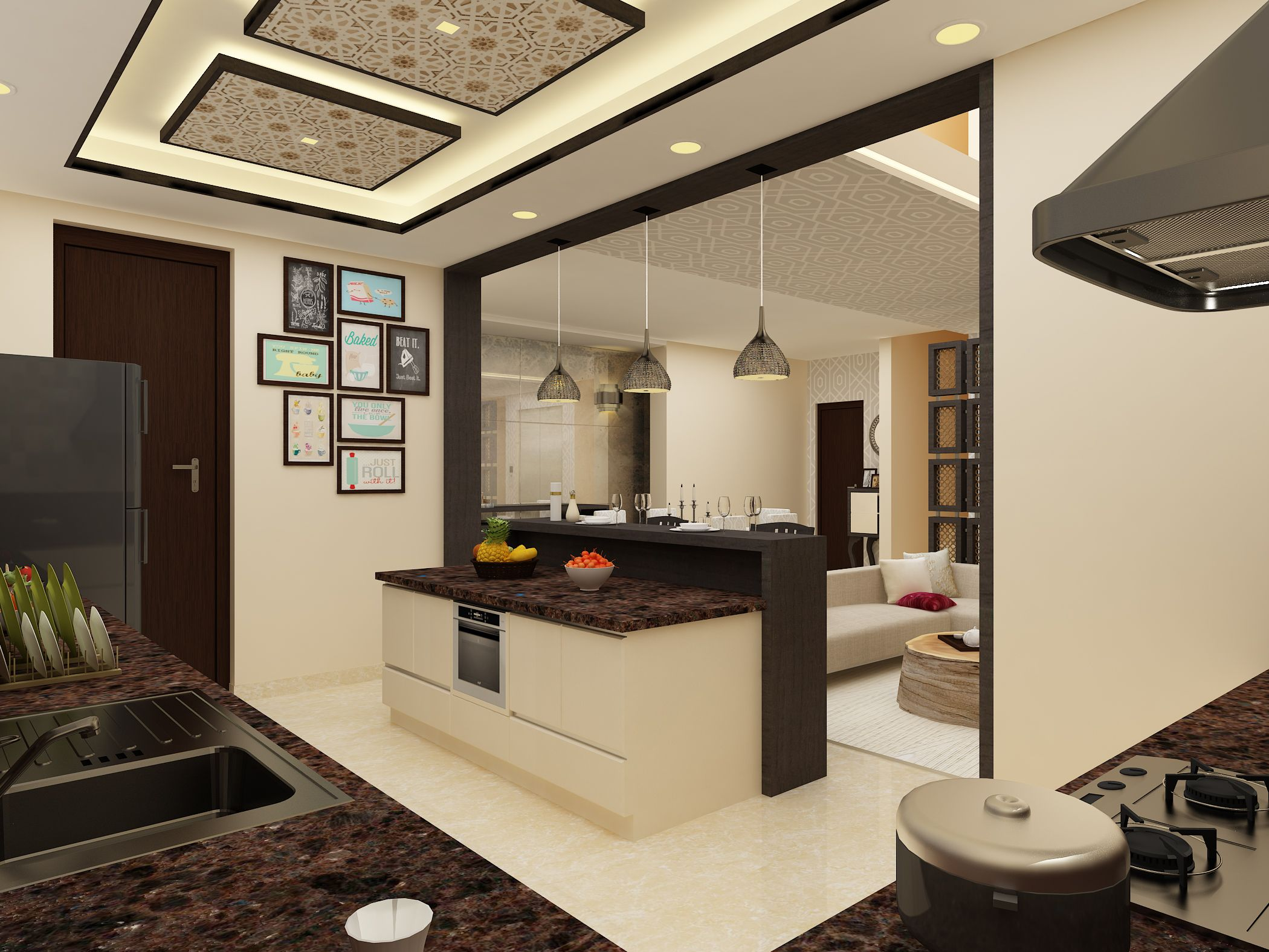 Kuvio Studio Is One Of The Leading Interior Design Firm In Bangalore. Our  Designers And Decorators Offer Creative Residential, Commercial And Office  ...