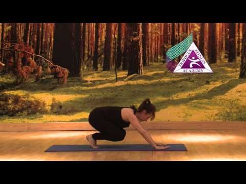 Yoga - Adho Mukha Vrksasana (Handstand Pose) - YouTube