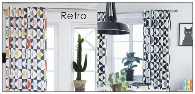 Ypperlig retro gardiner - Google-søk | Hytta | Ladder decor, Retro og Home XZ-87