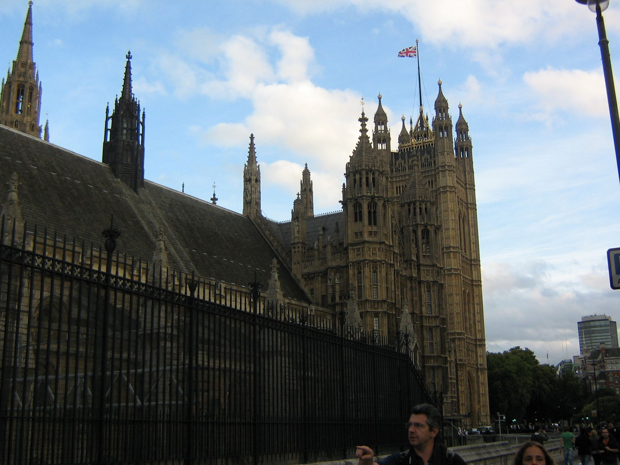 Westminster, London, 2011