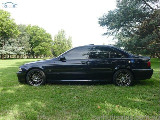 1999 Bmw M5 E39 European Car Sales Carhubsales Com Au Avec