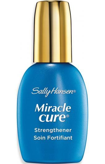 Miracle Cure For Severe Problem Nails Nail Strengthener By Sally Hansen