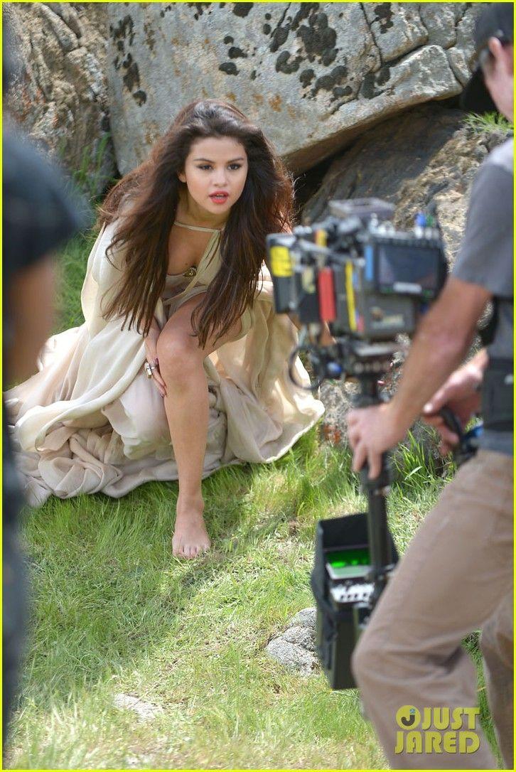 Watch Selena Gomez Scandalous Behind The Scenes Vid video