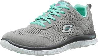 skechers damen flex appeal obvious choice
