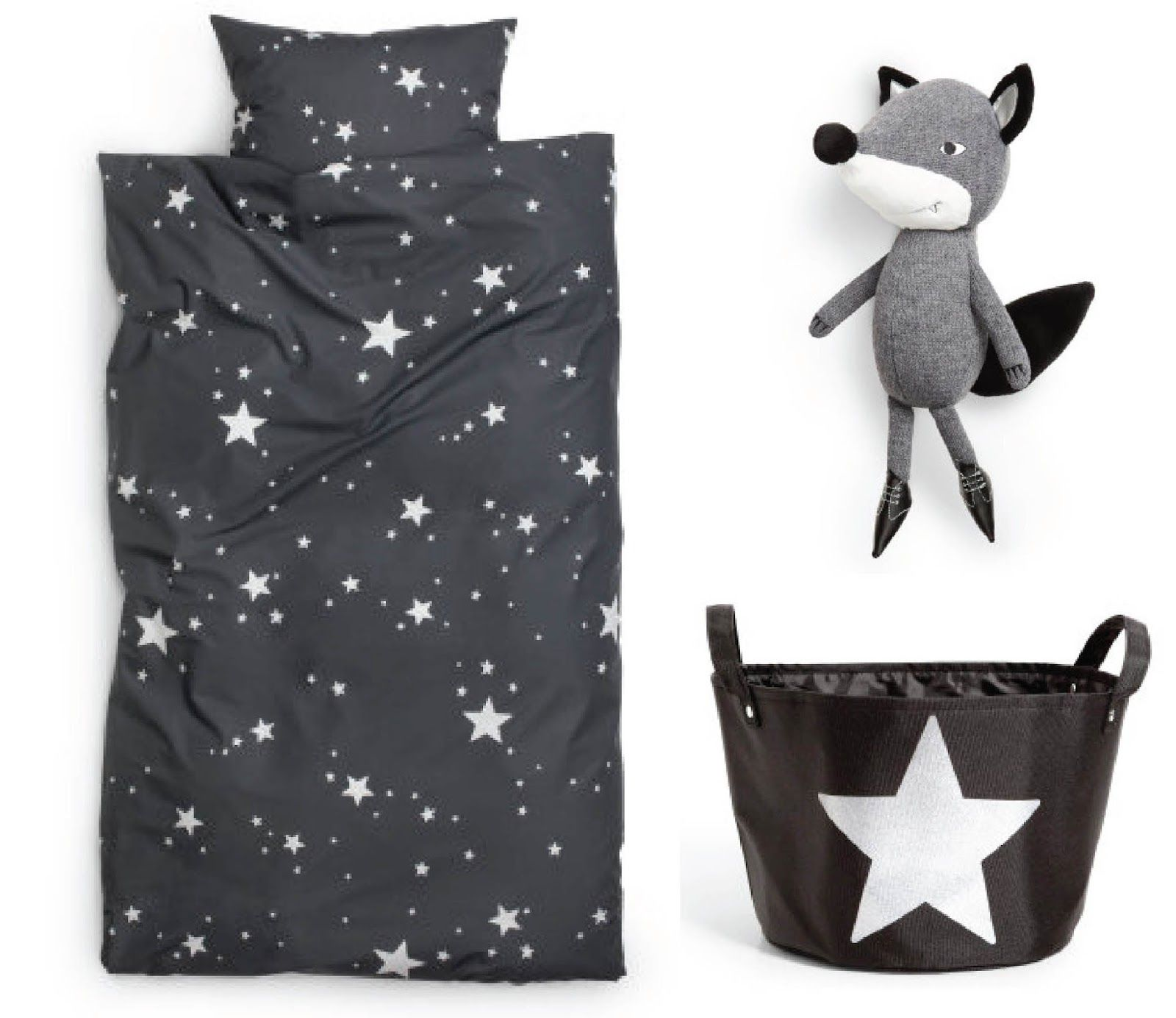 coos & ahhs: Adorn: H Home is Here... star bedding from h ...