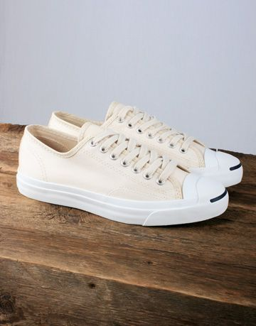93d72bc9447f Converse Jack Purcell Lo Off White (Natural Cream)