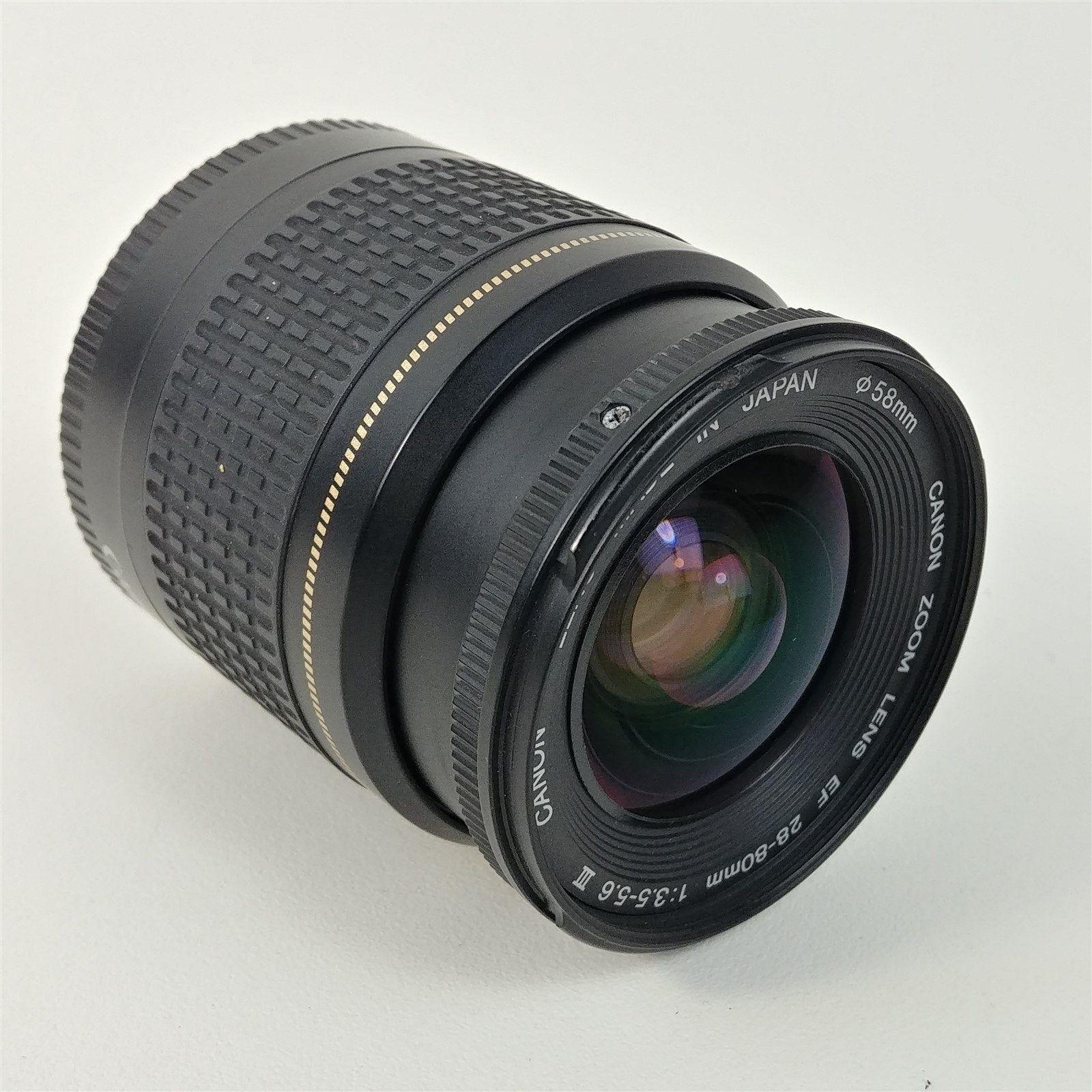 Canon Zoom Lens Ef 28 80mm 1 3 5 5 6 V Ultrasonic In 2020 Canon Zoom Canon Zoom Lens Zoom Lens
