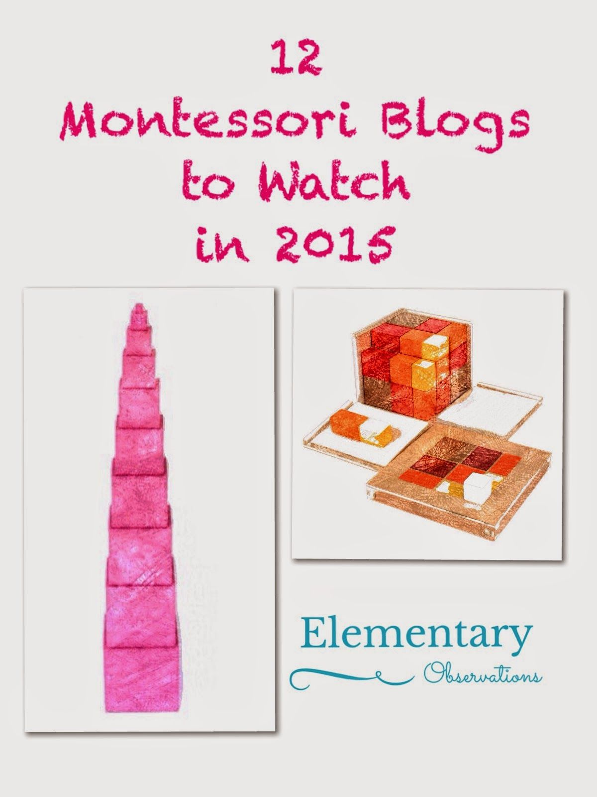 Elementary Observations Blogs To Watch In