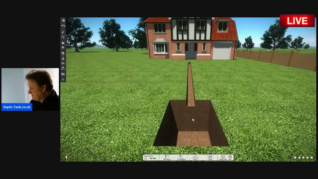 How to install a septic tank septic tank