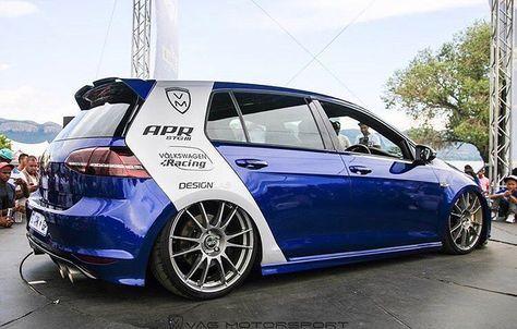 "Photo of VW Golf GTI on Instagram: ""#mk7 R💥💥🚗💨😍👌💪 Follow us @gti.style  #vw #vwgolf #vwgolfgti #golf #gti #tuningcar #tuning #free #win #volkswagen #follow4follow #car #cars…"""