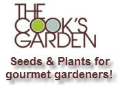 New Deal at The Cook's Garden!