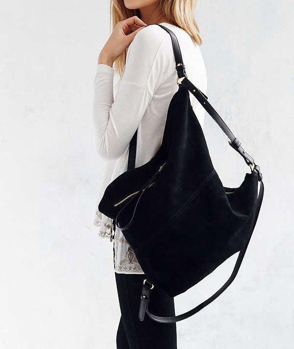 Women Leather Handbag Shoulder Bag Messenger Satchel Travel Tote Shoppe
