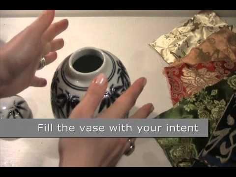 How To Create A Feng Shui Wealth Vase Feng Shui Pinterest Feng