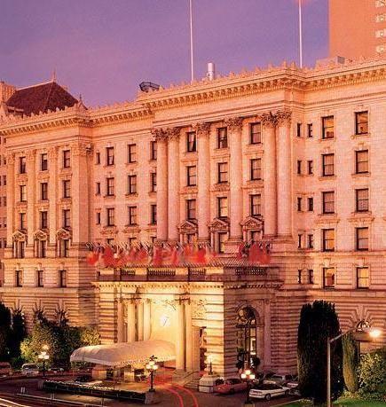Hotel Deal Checker - The Fairmont San Francisco