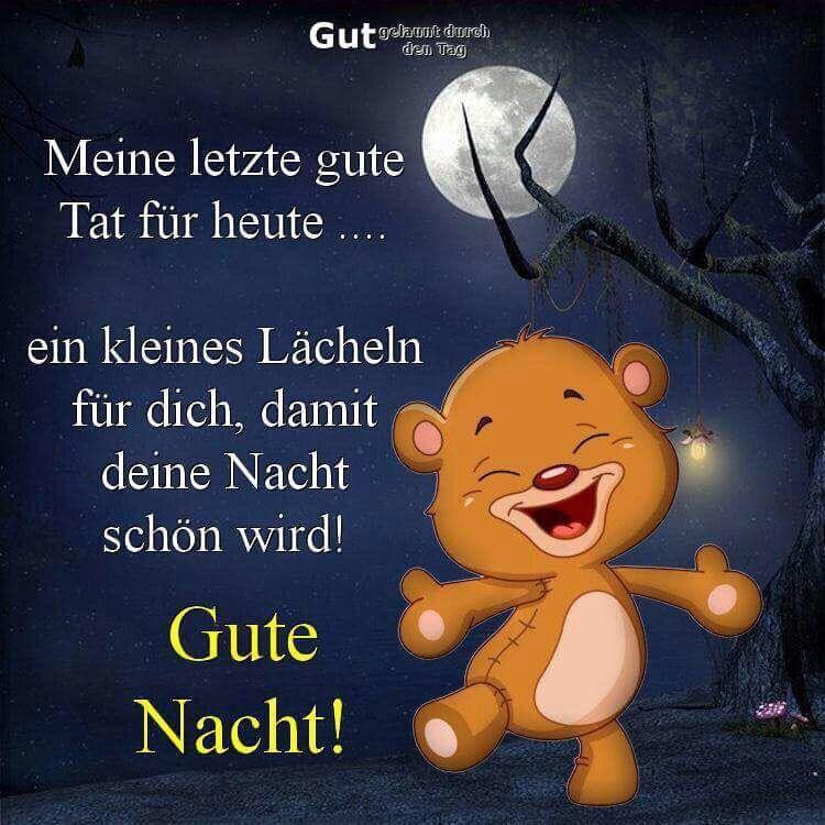 Pin Von Heinrich Thoben Auf Gute Nacht Gute Nacht Gute
