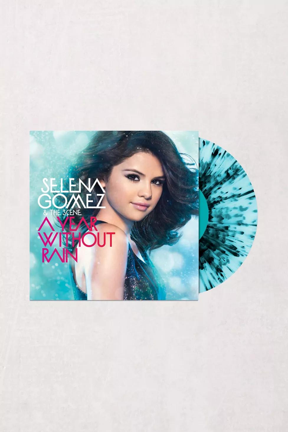 Selena Gomez The Scene A Year Without Rain Limited Lp Selena Gomez Album Selena Gomez Selena