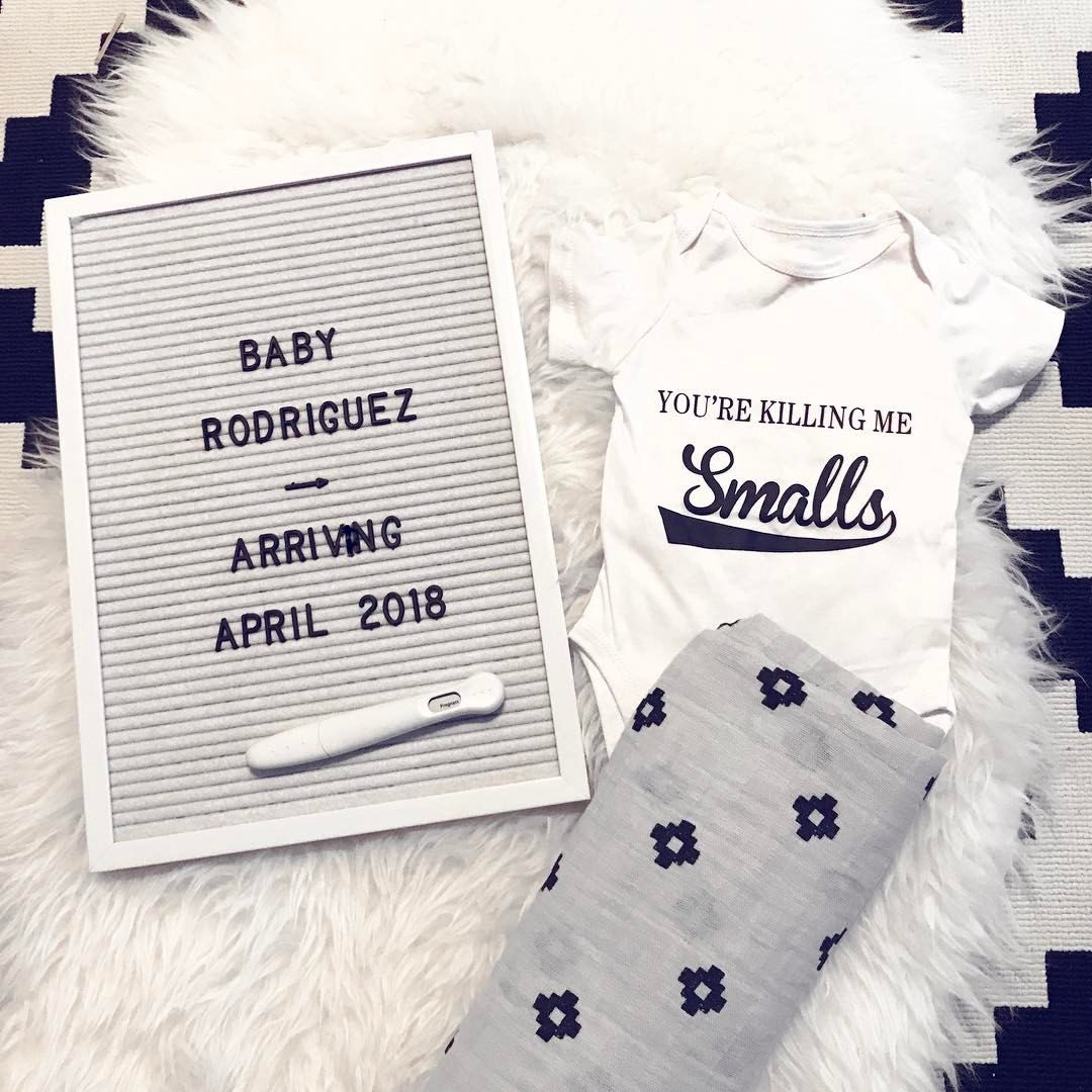 87842d91db61e Gender neutral baby announcement, baby announcement, letter board, pregnant  mama // #frankieandsirena
