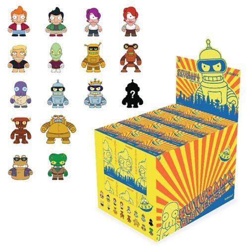 Futurama Universe X Mini Series Kidrobot