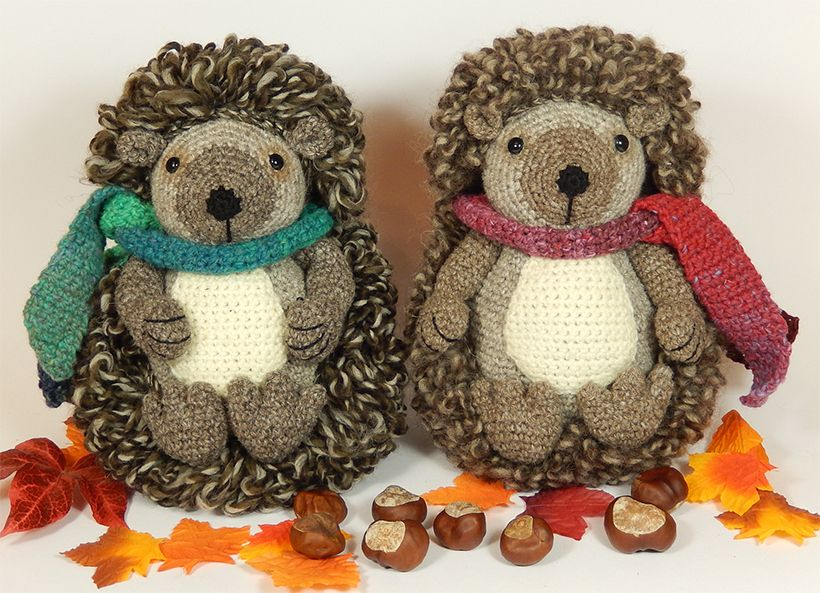 I wish I knew how to crochet - i would really love one of these little guys!