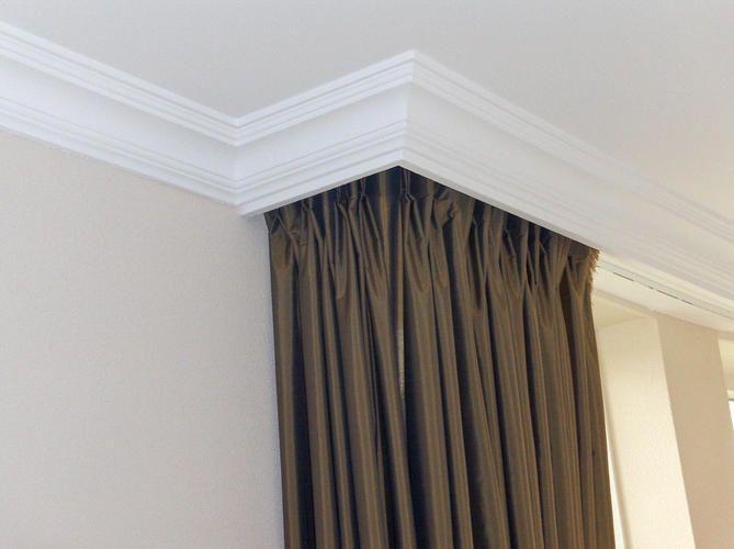 Afbeeldingsresultaat voor sierlijst plafond muur wonen for Plafond sierlijst