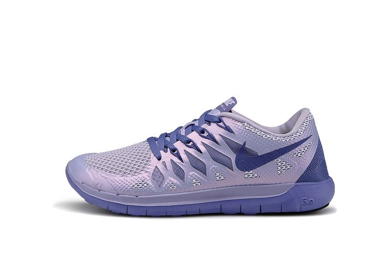 Nike Free 5.0 2014 Women Light Purple