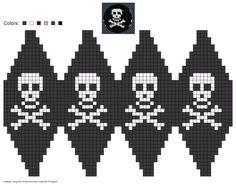 created using Schachenmayr #Julekuler Designer #christmas | Possible Fair Isle knitting design
