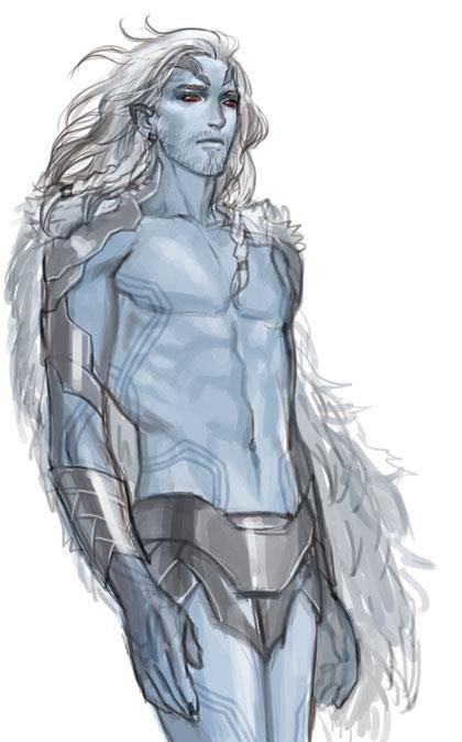 Helblindi, Evangelean's Step-brother | Loki Jotun | Loki