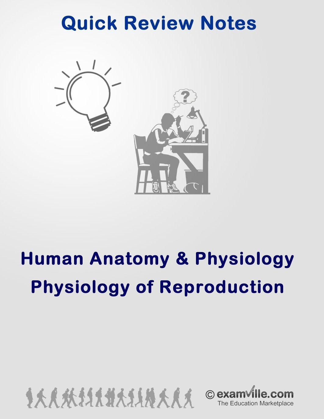 Physiology Of Human Reproduction Quick Study Review Notes