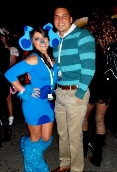 Pin by ~~ Halloween ~~ on Costumes- Teens Pinterest Costumes - teenage couple halloween costume ideas