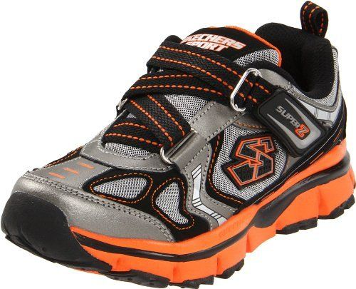 a8c625a0c820 Skechers Extreme Flex Sneaker (Little Kid Big Kid) Skechers.  18.99. Rubber  sole. Non-marking outsole. leather. Flexible and lightweight