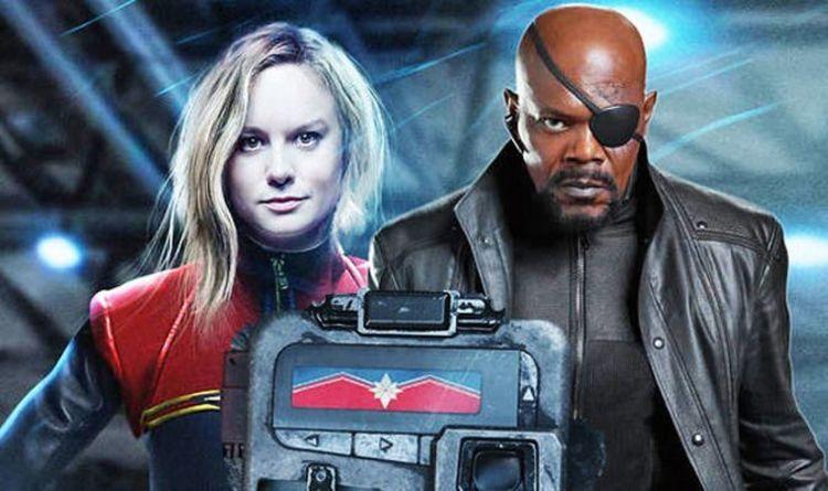 Avengers Endgame: Huge TIME #TRAVEL hint - 'Captain Marvel can get