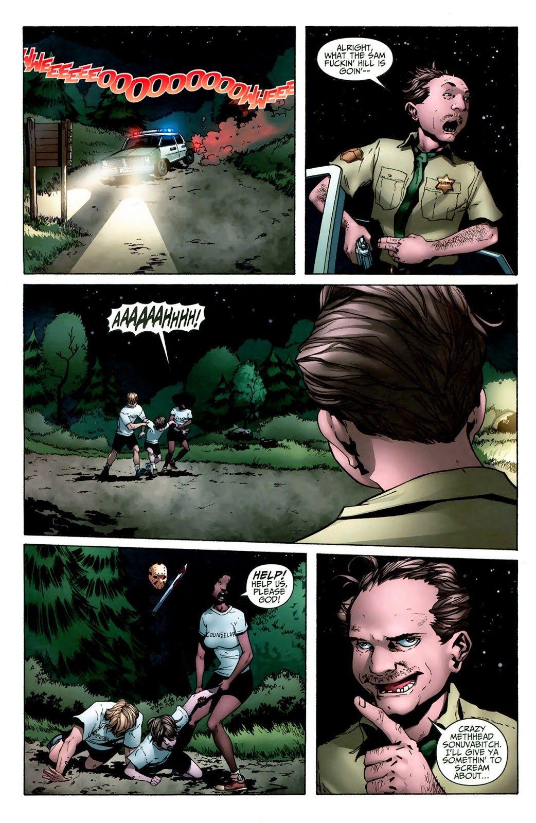 Pin by Toves Granum on Davie Falkner Friday the 13th How I