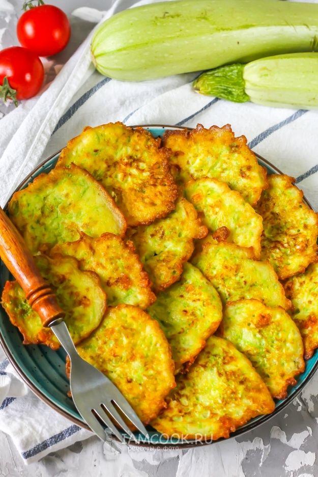 Кабачковые оладьи с брынзой | Рецепт | Еда, Кулинария ...