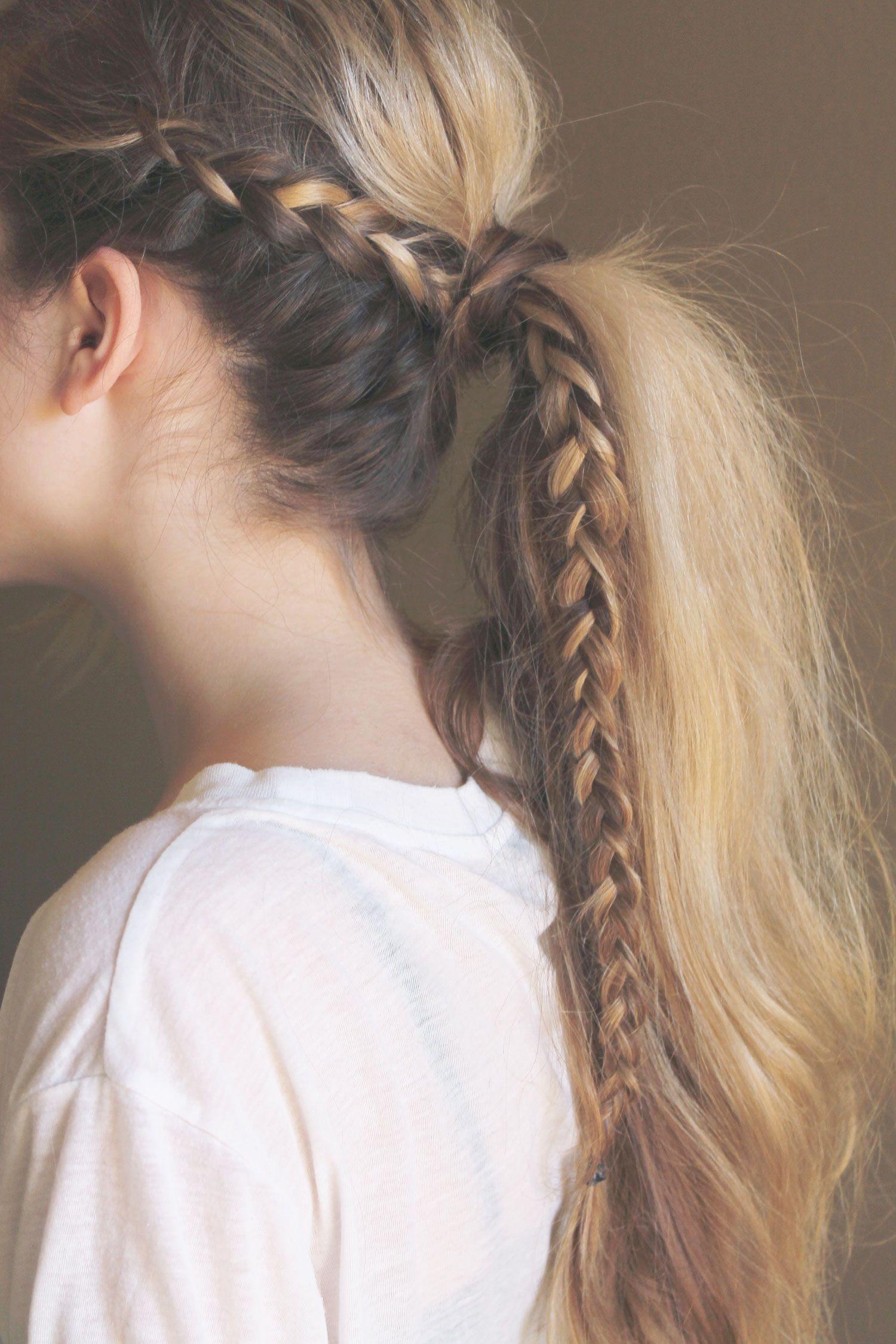 overnight hair hacks for your lazy easter sunday hair style
