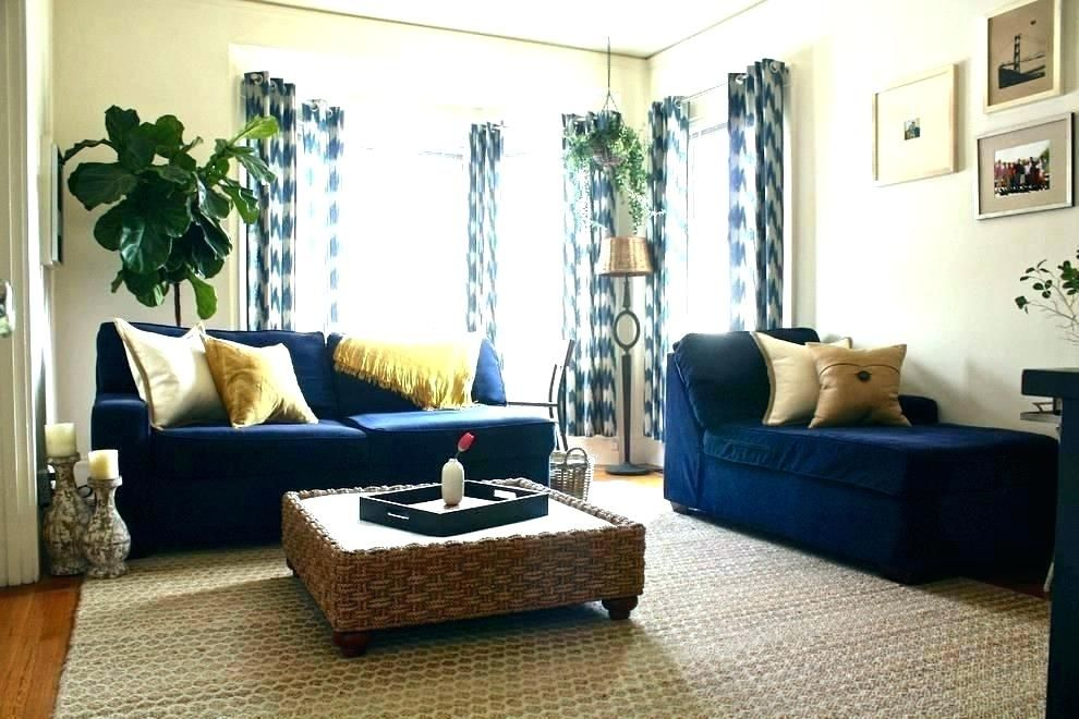 Fromthearmchair Fresh Light Blue Sofa Decorating Ideas Dark Blue Living Room Blue Couch Decor Living Room Design Dark