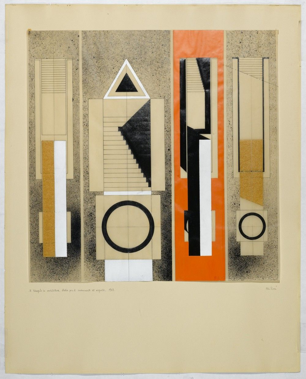 Aldo Rossi Dibujos de arquitectura, Monumentos, Arquitectura