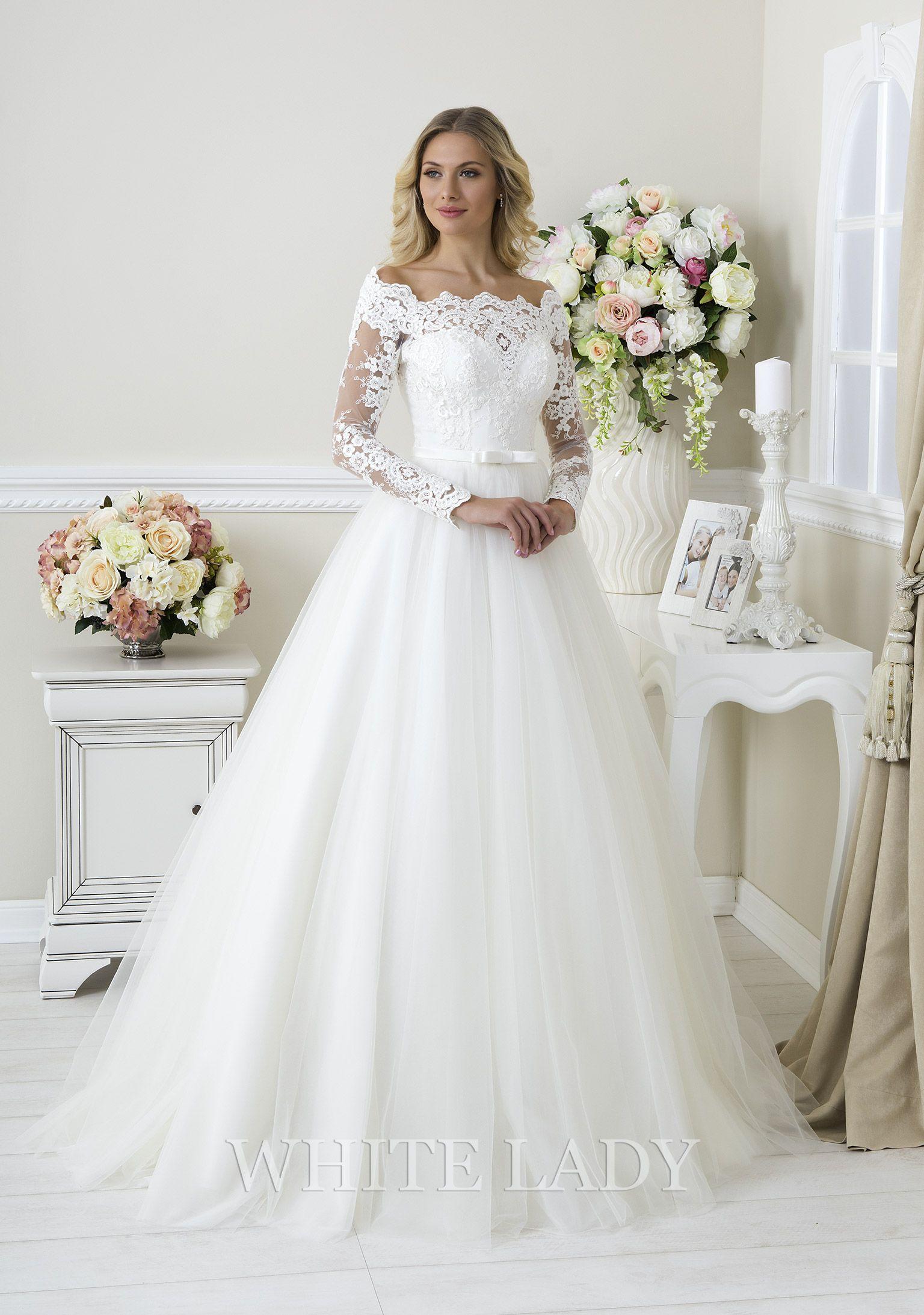 o selecție uriașă de cumpărarea ieftină pantofi de alergare White Lady - colectia de rochii de mireasa 2018   Rochie de ...