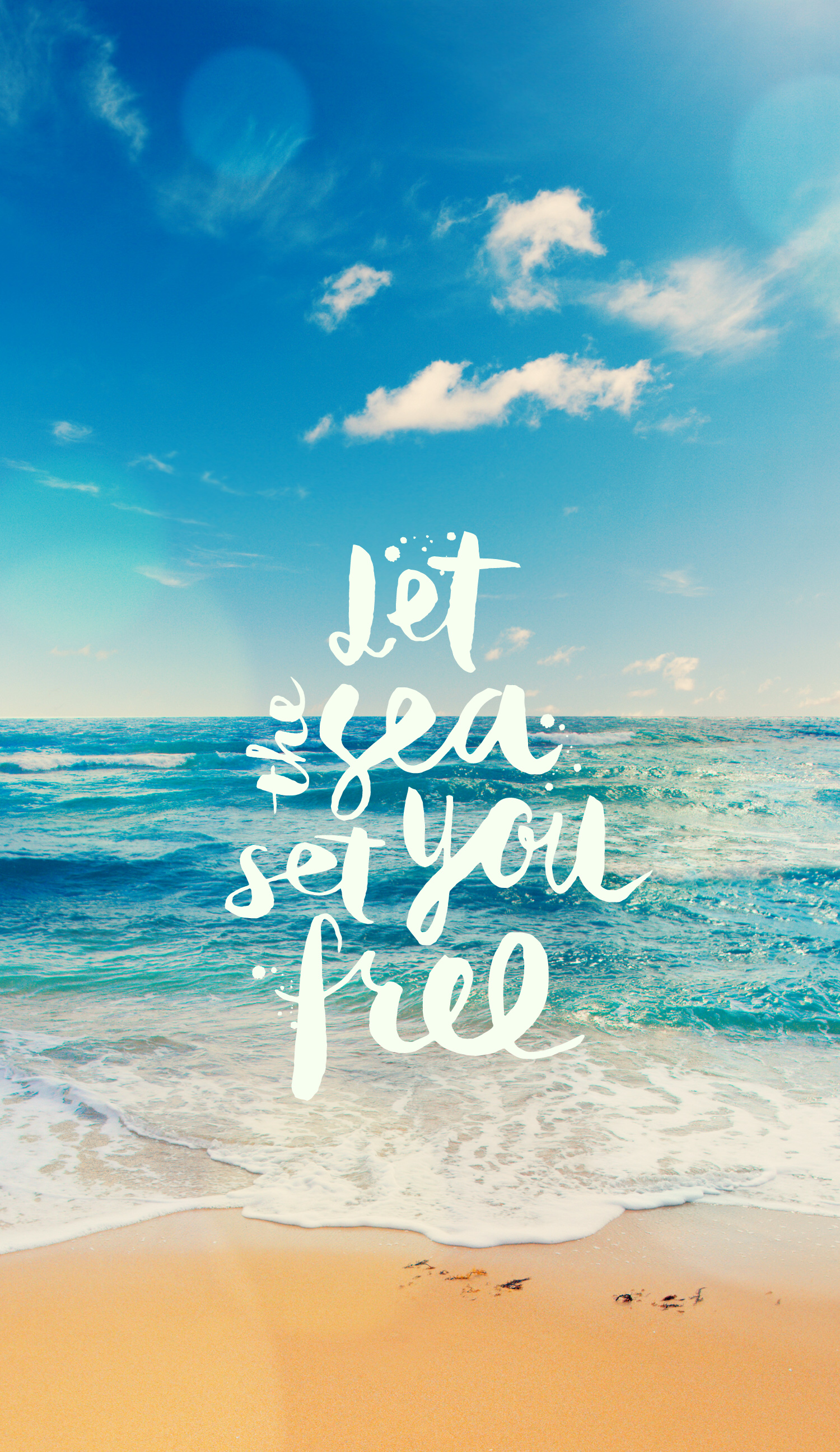 Download Wise Quotes Wallpapers Beach Quotes Wallpaper Impremedia Net