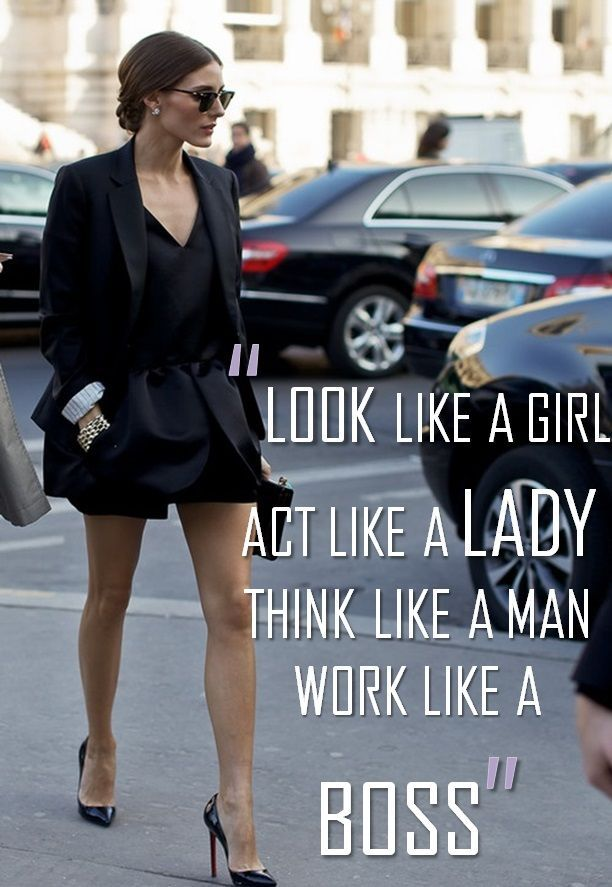 Ways To Look Like A Leader Boss With Images Act Like A Lady