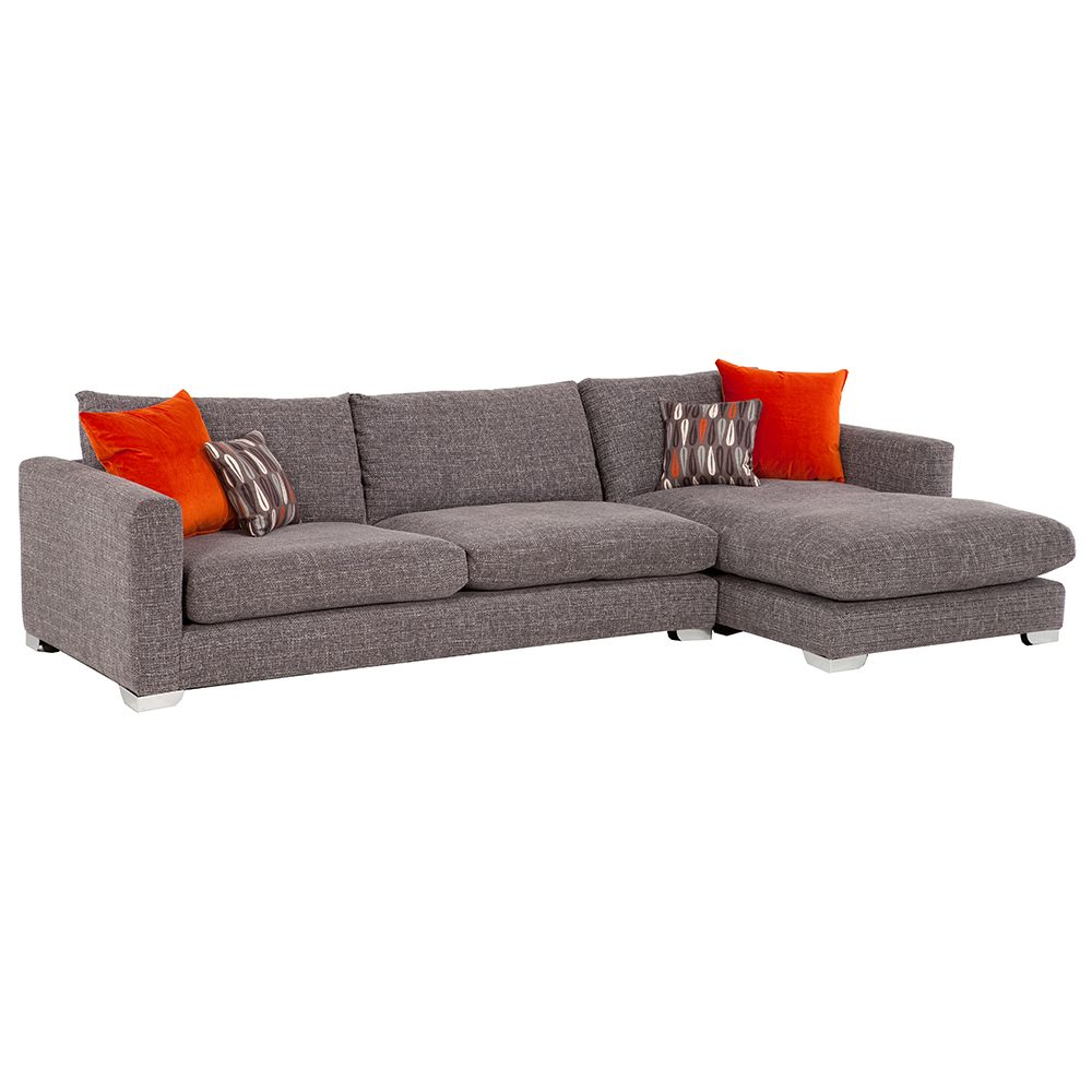 Fontella Large Chaise Right Hand Corner Sofas Living Room Corner Sofa Living Room Corner Sofa Living Room Sofa