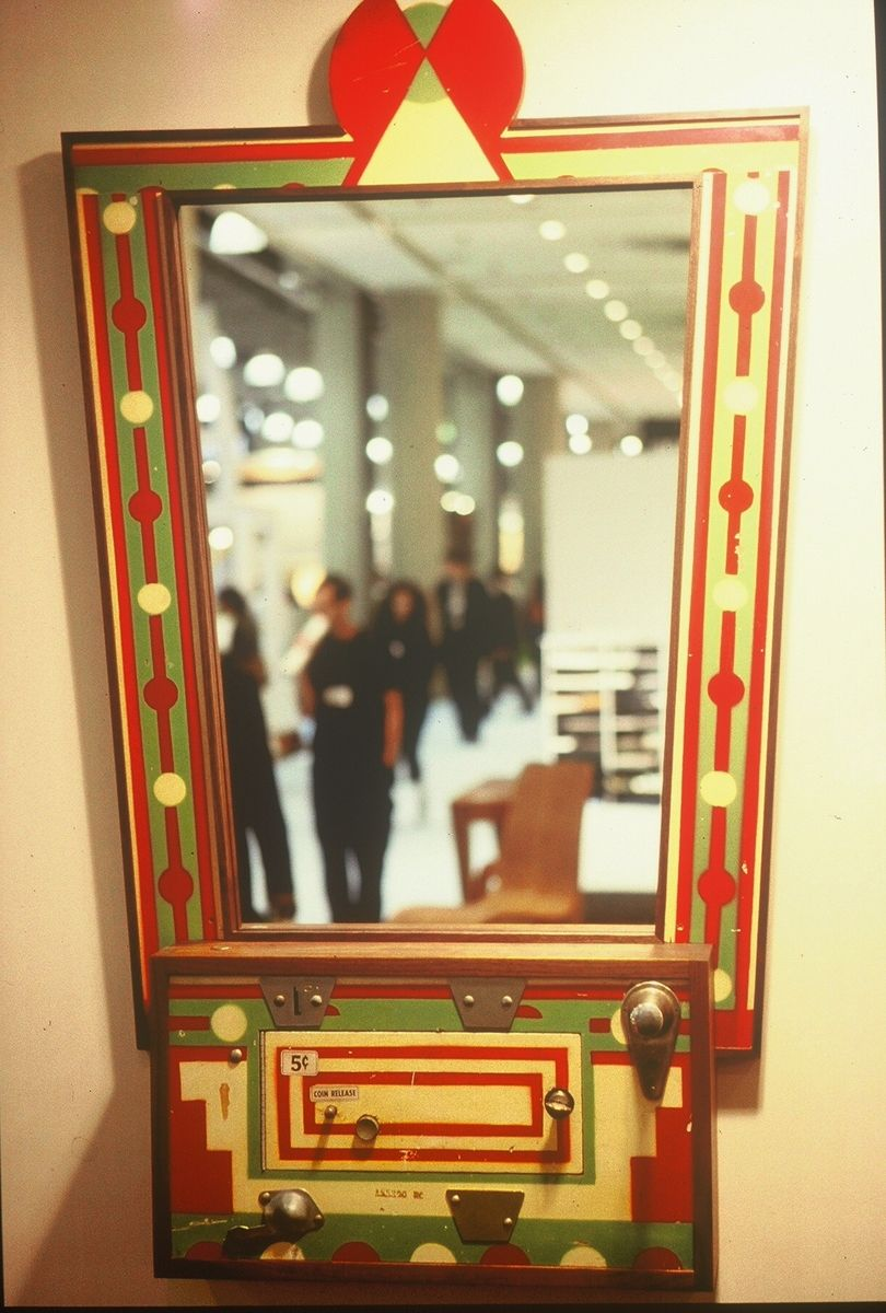 Handmade Coney Island Mirror By Maxwell Furniture Custommade