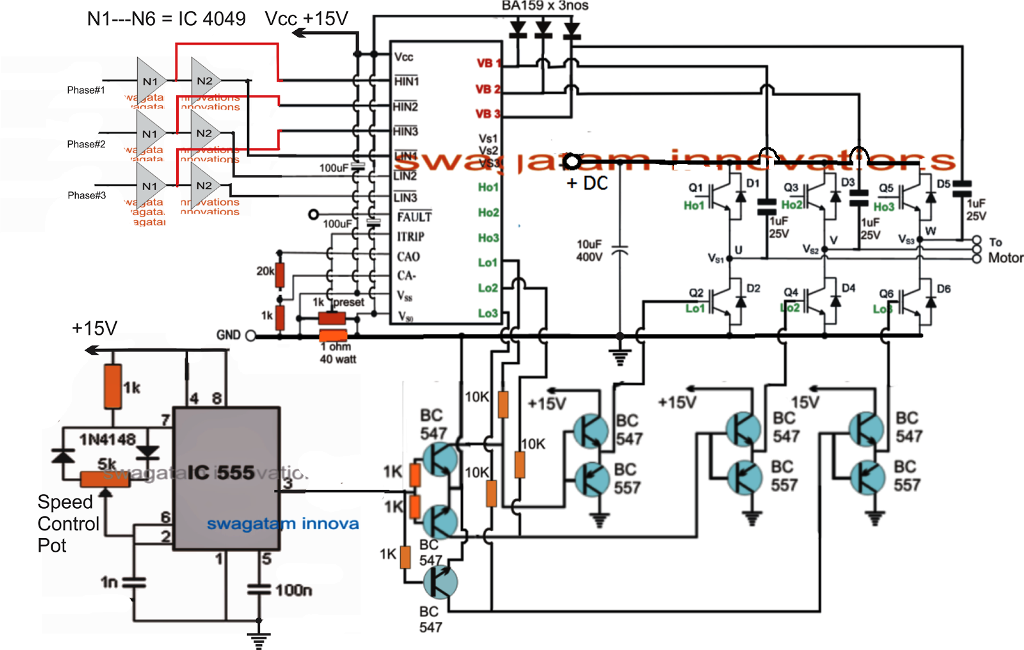 In this post we discuss a universal ESC circuit or an electronic ...