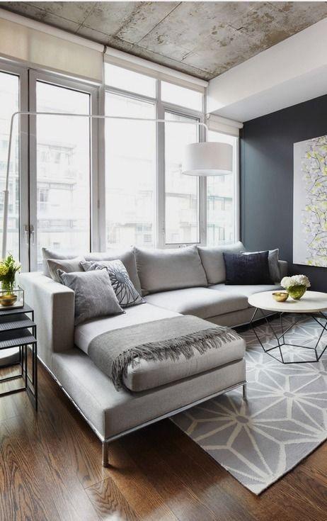 Homedesign Livingroomdecor Inspiration Photo Of A Contemporary Living Ro Modern Living Room Interior Living Room Design Modern Interior Design Living Room